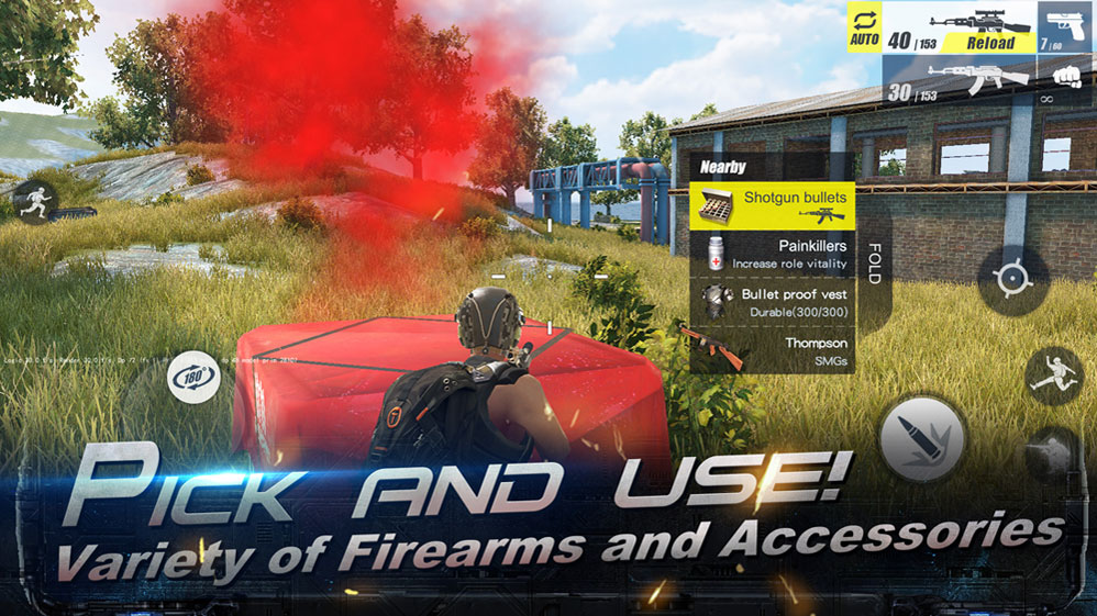 rules of survival pc travando