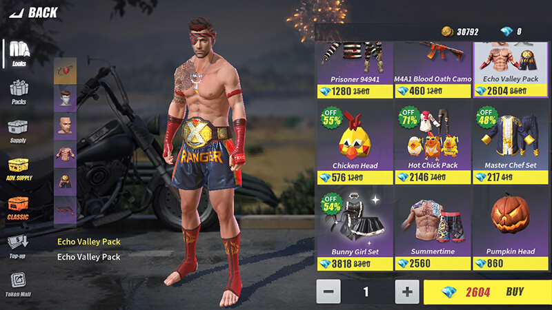 rules of survival free account 2019